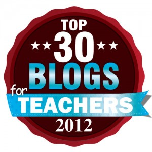 Best Blogs for Teachers 2012
