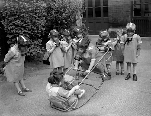9-Playtime-at-the-Nursery-circa-1940